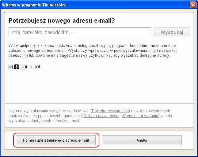 64345c1225f831 Jak skonfigurować e-mail w programie Mozilla Thunderbird ...